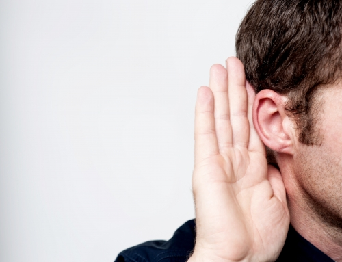 FIVE STEPS TO ACTIVE LISTENING